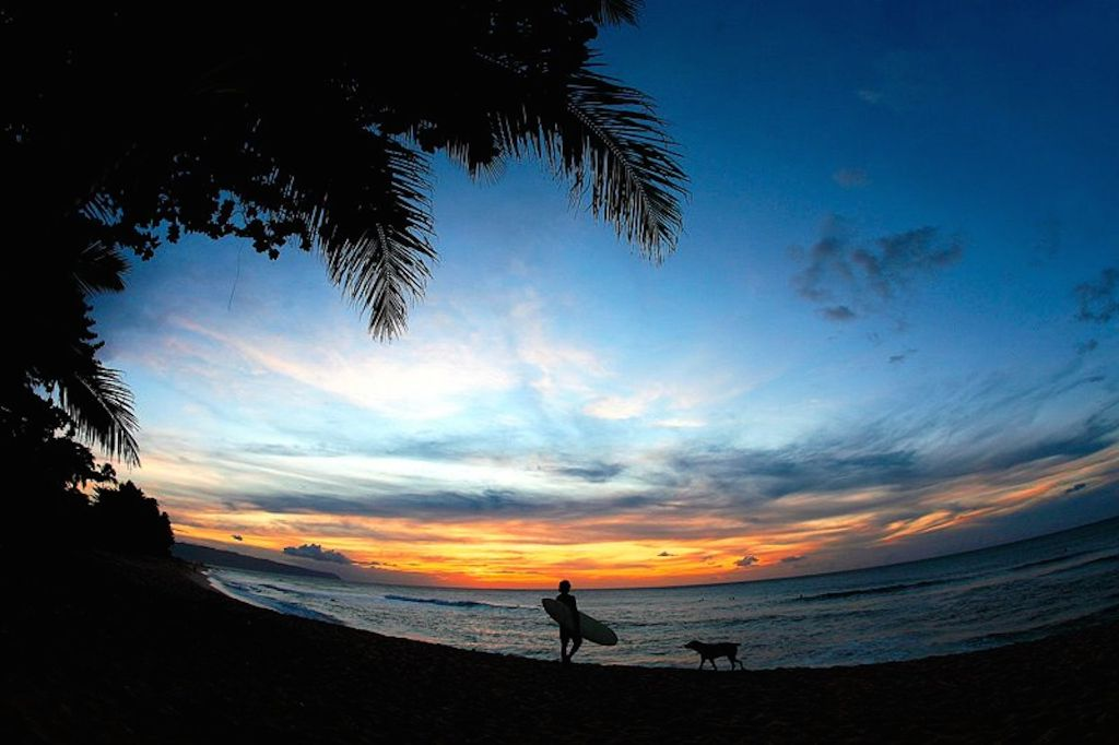 Sunset.North.Shore.Beach.Fisheye.jpg